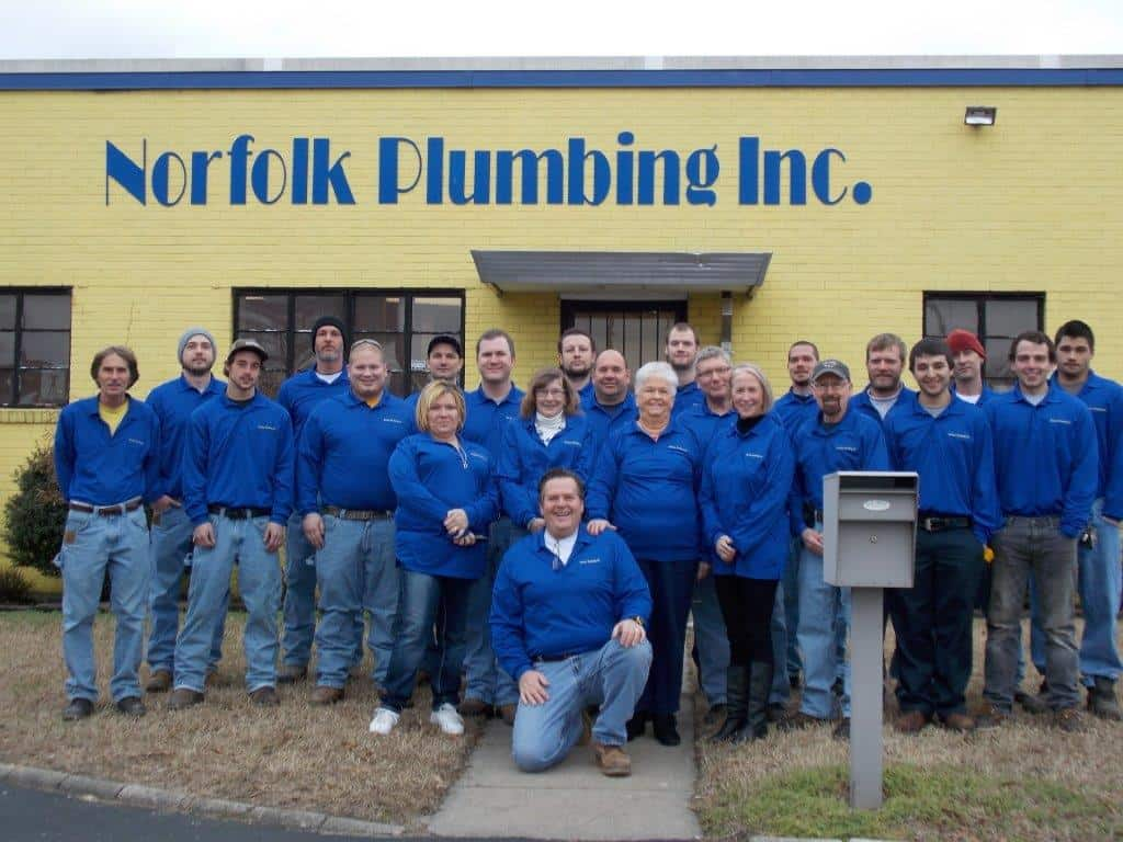 Plumbers in Norfolk VA
