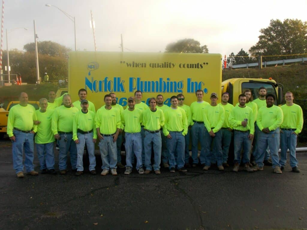 Plumbers in Norfolk, Va